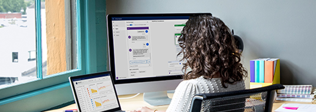 Dynamics 365 for Virtual Agent for Customer Service Images